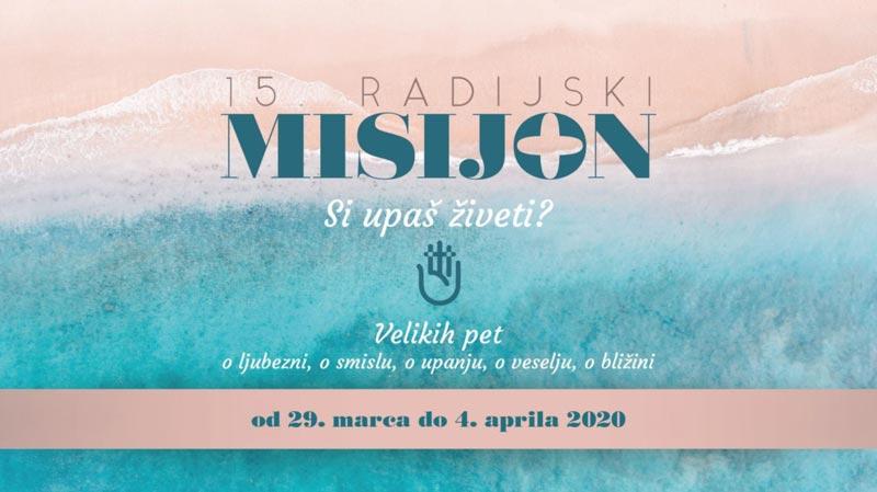 15. Radijski Misijon