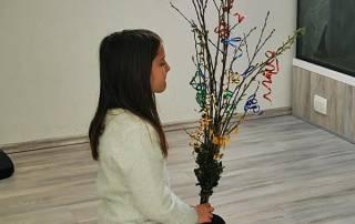 Utirnki korona verouka - cvetna nedelja
