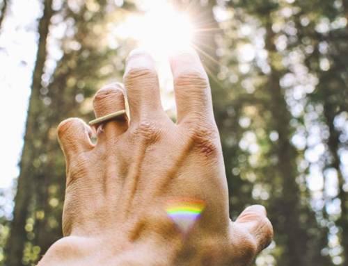 Sprejeti Stvarnikovo umetnino: Litanije za ozdravljenje telesne samopodobe