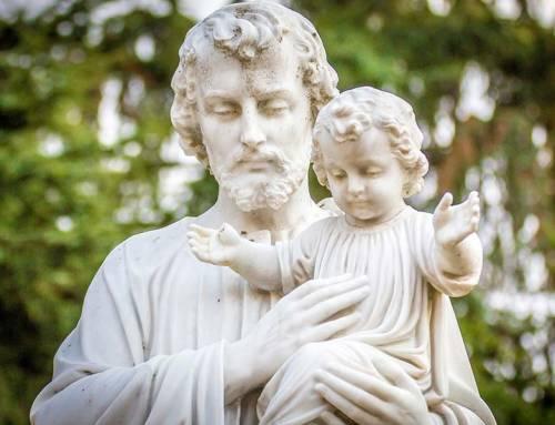 Sveti Jožef, ponižen v pokončnosti