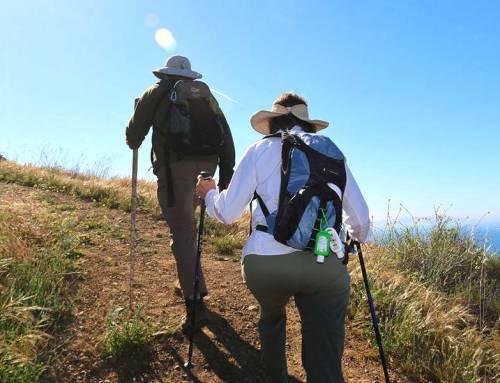 Pojdimo peš od Jakoba do Ane